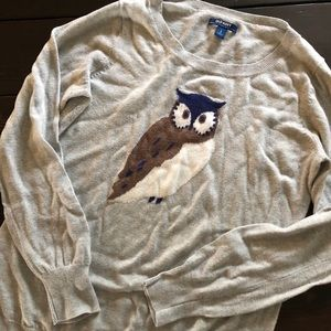Adorable Owl sweater